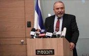 لیبرمن: در وضعیت بدی با حماس گرفتار شدهایم