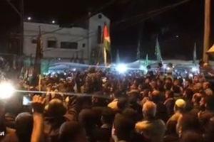 فیلم/شادی فلسطینیان از سیلی محکم مقاومت