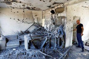 تصاویر جدید از خسارتهای شدید حمله موشکی مقاومت