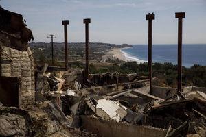 عکس/ شمار قربانیان آتشسوزی کالیفرنیا افزایش یافت