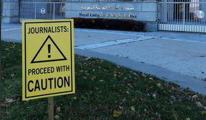 هشدار جالب به خبرنگاران مستقر در کانادا