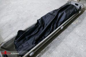 عکس/ جنازه "سلطانسکه"و"سالم" پس از اعدام