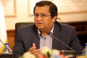 همتی: سود بین بانکی به ۱۹.۷ درصد کاهش یافت