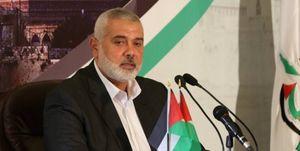 فیلم/ اسماعیل هنیه: مسئله فلسطین، موضوع نژادی و قومیتی نیست