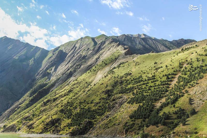 طبیعت زیبای دامغان؛ دامغان یکی از شهرهای کهن و میراثدار تمدن پارتیان و جزی استان سمنان است.