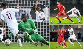 پیروزی تیم ملی قطر مقابل تیم هشتم دنیا!