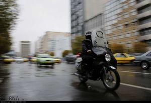 فیلم/ بارش باران پاییزی در رشت