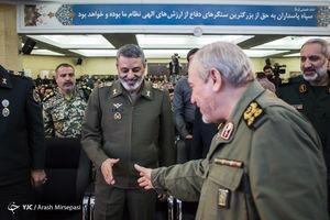 عکس/ هفتمین سالگرد شهادت سردار تهرانی مقدم