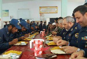 اقدام زیبای فرمانده نیروهوایی ارتش