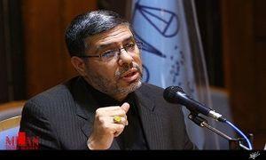 خسروی وفا رئیس کل دادگستری استان اصفهان