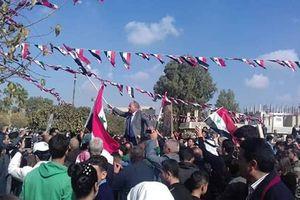 حمایت از اسد