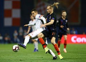 انتقام کرواسی از اسپانیا با یک برد دراماتیک +جدول