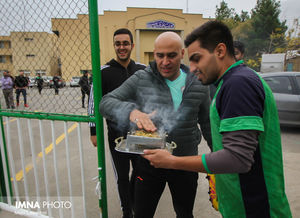 عکس/ اولین تمرین ذوب آهن با علیرضا منصوریان