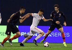 کرواسی 3-2 اسپانیا