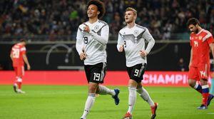فیلم/ خلاصه دیدار آلمان ۳-۰ روسیه