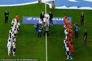 وداع وین رونی با تیم ملی انگلیس