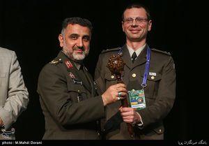 عکس/ اختتامیه مسابقات تیر وکمان ارتشهای جهان