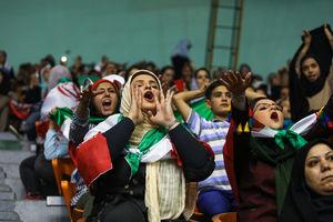 حضور زنان در ورزشگاه