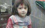 اگر چشمان این دختربچه آبی بود...! +عکس