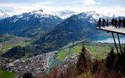 تصویری زیبا از طبیعت سوئیس