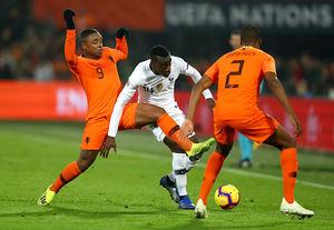 شکست فرانسه مقابل هلند و سقوط آلمان