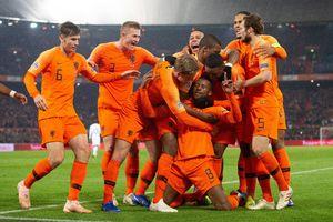 فیلم/ خلاصه دیدار هلند 2-0 فرانسه