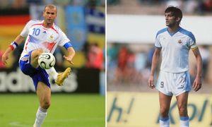 الگوی ستارگان در دنیای فوتبال +عکس