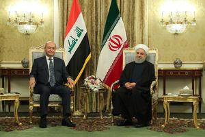 روابط تجاری ایران و عراق ۲۰ میلیارد دلار میشود/ برهم صالح شخصا موضوع ریزگرد را پیگیری میکند