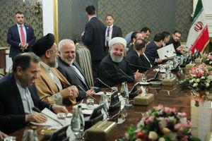 مذاکرات مشترک هیاتهای عالیرتبه ایران و عراق