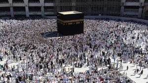 اقامه نماز برای جمال خاشقجی در«مکه»