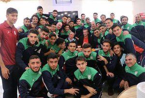 اسامی بازیکنان تیم امید برای بازی با عمان اعلام شد
