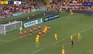 فیلم/ خلاصه بازی استرالیا ۱-۱ کره جنوبی