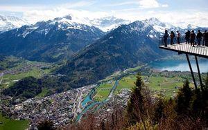 تصویریز یبا از طبیعت سوئیس