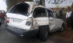 انتقاد رئیس پلیس راه از وضعیت محل تصادف مرحوم نوربخش