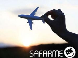 بلیط هواپیما سفرمی Safarme