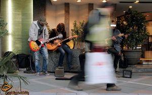 جنجال برخورد با نوازندگی خیابانی چند پسر رشتی در شب عزا/ نامه «فدایت شوم» معاون افشانی برای حناچی: منتظرت بودیم بهترین!