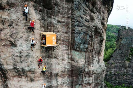 عکس/ جاذبههای گردشگری در ارتفاعات