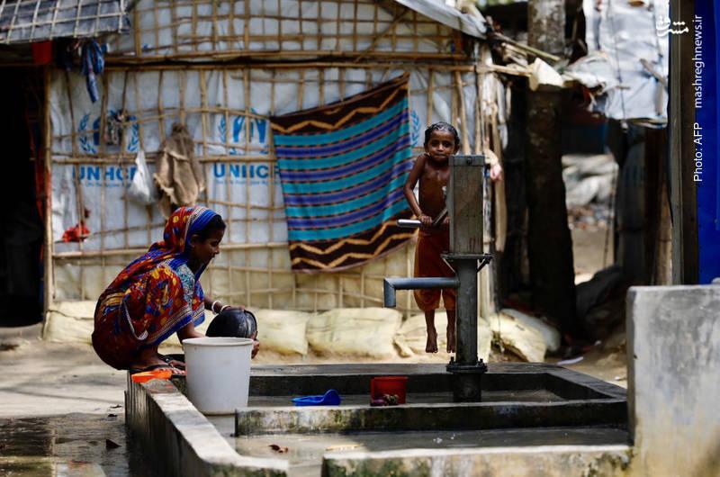 اعلام خطر یک نهاد حقوق بشری در سازمان ملل نسبت به پیامدهای بازگرداندن مهاجران روهنیگیایی از بنگلادش به موطن شان