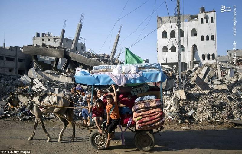 تخریب خانههای غزه، عقدهگشایی صهیونیستها بود اما جواب نداد و حالا نه تنها مقاومت فلسطینی ها جواب داده، بلکه کابینه نتانیاهو در خطر فروپاشی است.