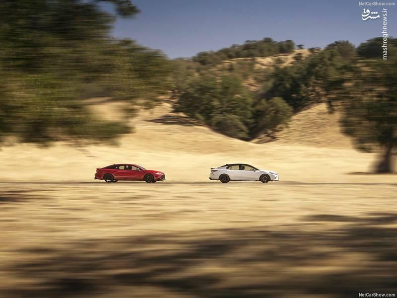 Toyota Camry TRD (2020)