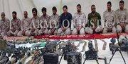 گروهک تروریستی «جیشالظلم» آزادی ۵ نفر از مرزبانان ربوده شده را تایید کرد