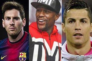 10 ورزشکار ثروتمند جهان