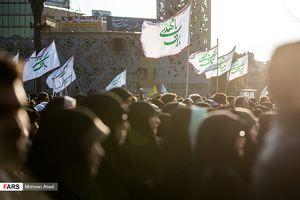 عکس/ جشن عید بیعت در میدان امام حسین(ع)