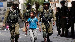 فیلم/ دور تازهای از بازداشت کودکان فلسطینی!