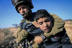 جوانی که بعد از 14 سال از زندان اسرائیل آزاد شد! +فیلم
