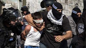 """فیلم/ دستگیری فلسطینیها توسط""""مستعربین"""""""