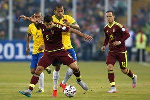 ونزوئلا؛ تیمی با نسل طلایی از فینال جام جهانی