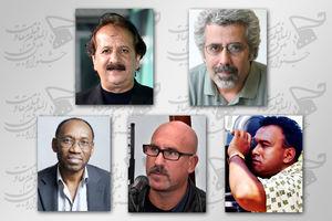 5 چهره بینالمللی سینما، به عنوان داوران جشنواره مقاومت برگزیده شدند
