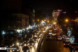 میدان تجریش تا میدان قدس پیادهراه میشود