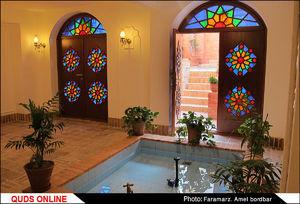 عکس/ ساخت خانهای با الهام از معماری ناب ایرانی